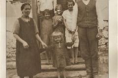 Jakub Numrich z rodziną