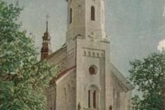 Kościół-padewski,-pocztówka-z-lat-50-tych