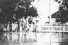 Padew-Kolonia,-lipiec-1934,-powódź