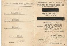 Gwiazda-za-wojne-1939-1945-legitymacja
