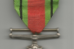 Medal Obrony (Defence Medal)2 rewers