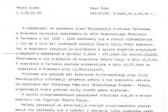 30-Pismo-Wojewódzkiego-Archiwum-państwowego-w-sprawie-dokumentacji-dotyczącej-pobytu-Józefy-Czaji-w-więzieniu-w-Tarnowie