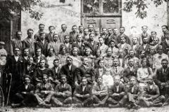 Koło-Młodzieży-Wici,-Zarównie-i-Jaślany,1930