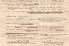 Podanie-o-wizę-do-amerykańskiego-konsulatu-z-1948-r.-wraz-z-przebiegiem-służby-Walentego-Kobyry-str-1