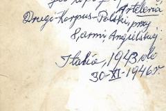 Zdjęcie-grupowe--Jerozolima-1943,-rewers